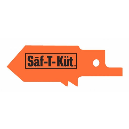 Saf-T-Kut ESAFTKUT 2 Reciprocating Saw Blades for Drywall