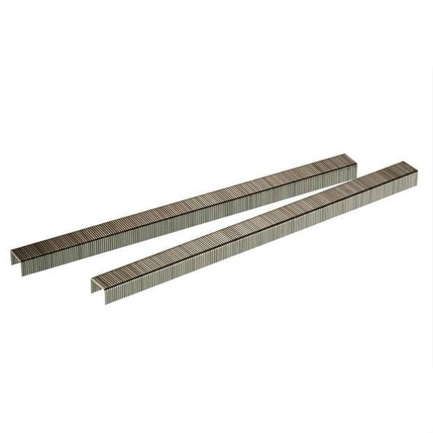 "SENCO C08BAAP 22 Gauge 3/8"" x 1/2"" Galvanized Staples"