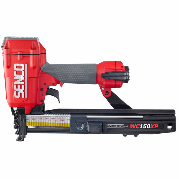 "Senco 4W0001N WC150XP 16 GA 1"" Crown Heavy Wire Stapler, 5/8"" - 1-1/2"""