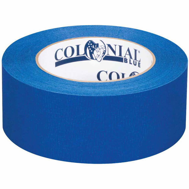 "Colonial 104661 2"" Painter's Tape, Blue, 48mm x 55m"