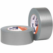 "Shurtape 120954 PC 460 ShurGRIP Utility 2"" Cloth Duct Tape, Silver, 48mm x 55m"