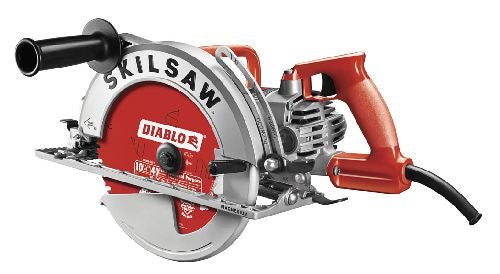 "Skilsaw SPT70WM-22 10-1/4"" Magnesium SAWSQUATCH Worm Drive Saw"