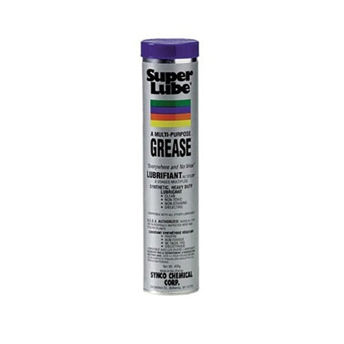 Super Lube 41150 Multi-Purpose Grease Cartridge, 14.1 oz