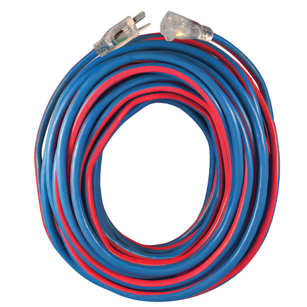 U.S. Wire & Cable 98050 50' 14/3 SJEOW Extreme U-Ground Extension Cord