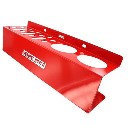 "Weather Guard 9883-7-01 Bright Red Steel Tool Organizer, 11"" x 7"" x 13"""