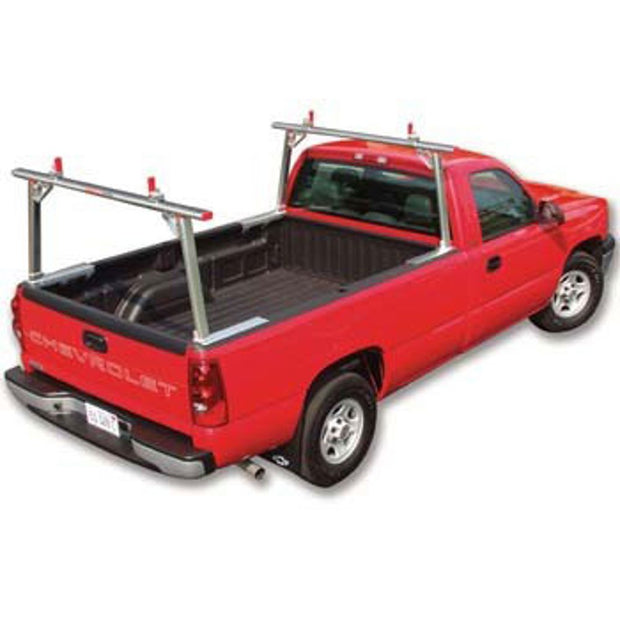 Weather Guard 1200 ATR Aluminum Full-Size Truck Rack, 800 lbs