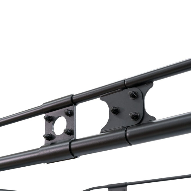 Weatherguard 1275-52-02 Truck Rack, Steel, Full Size, 1000lb
