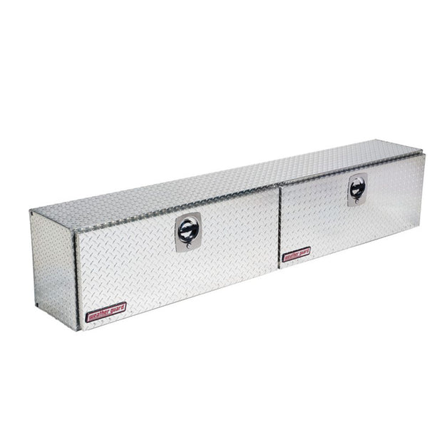 Weather Guard 390-0-02 Hi-Side Box, Aluminum, 11.1 cu ft