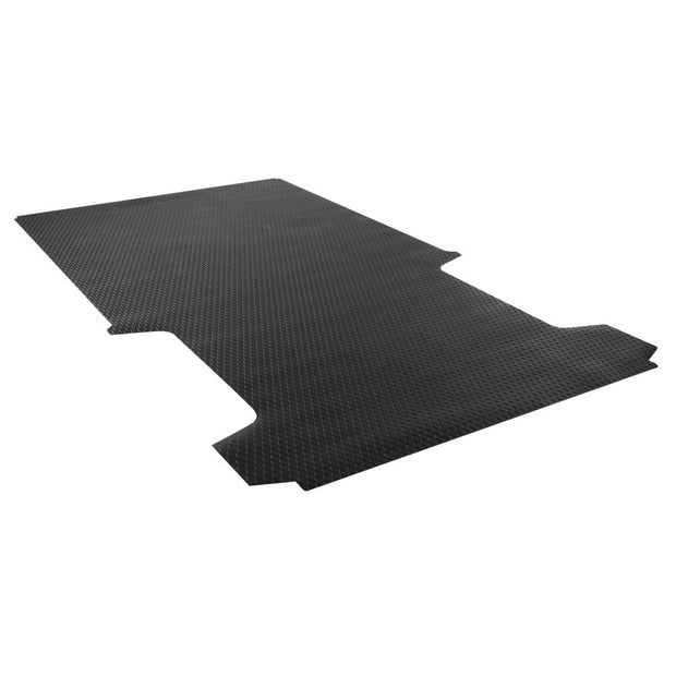 "Weather Guard 89021 Black Thermoplastic Rubber 136"" Wheel Base Floor Mat, RAM ProMaster"