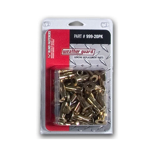 "Weather Guard 999-20PK 5/16"" Rivet, 20 Pack"
