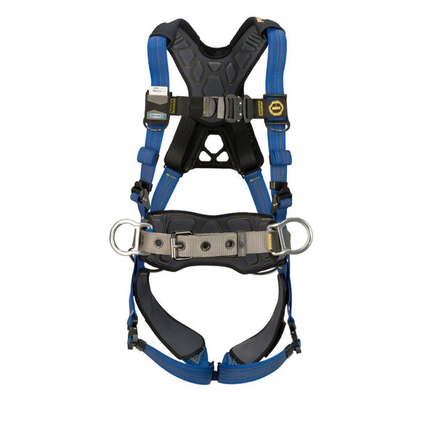 Werner H033104 ProForm F3 Construction Harness, Quick Connect Legs (XL)