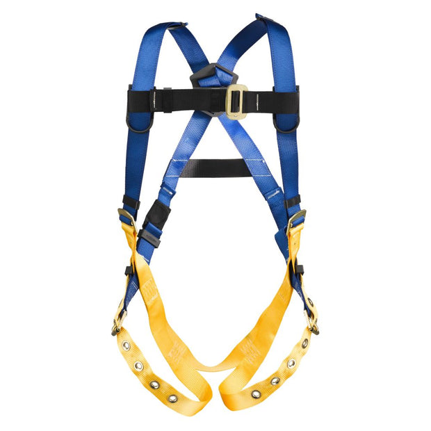 Werner H312004 LiteFit Standard (1 D Ring) Harness (XL)