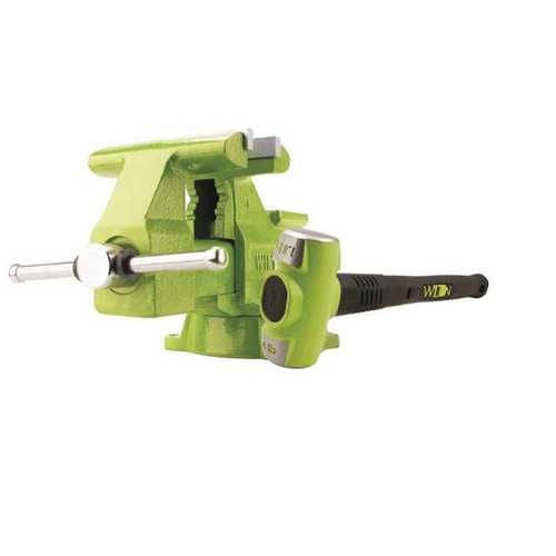 "Wilton 11128BH B.A.S.H. 6.5"" Utility Vise and 4 lb. Hammer Combo"