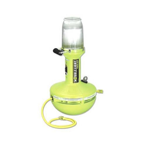WobbleLight WLSD400TL Super Duty 400W Metal Halide Wobblelight with Twist Lock Receptacle