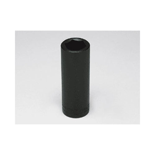 "Wright Tool 4940 1-1/4"" - 1/2"" Drive 6 Point Deep Impact Socket"