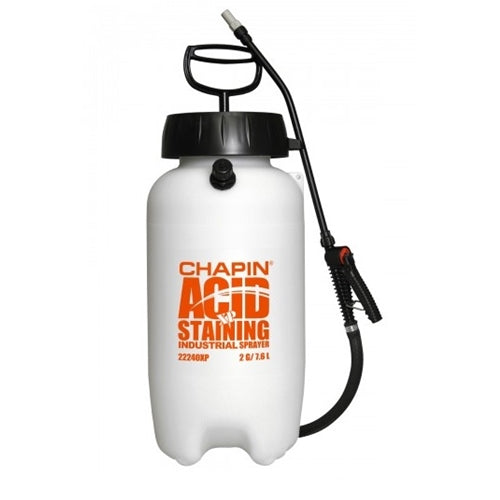 Chapin 22240XP Industrial Acid Staining Sprayer