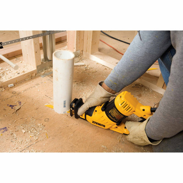DeWalt DWE357 10 Amp Compact Reciprocating Saw