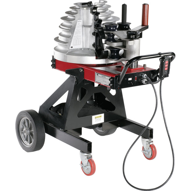 "Gardner Bender B2000 Cyclone Electric Power Conduit Bender 115V/15A, 1/2"" - 2"" Rigid, EMT, IMC, PVC"