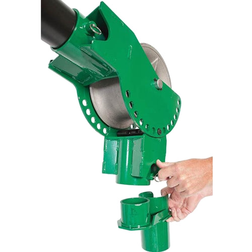 "Greenlee 00566 3-1/2"" Adapter Weldment"