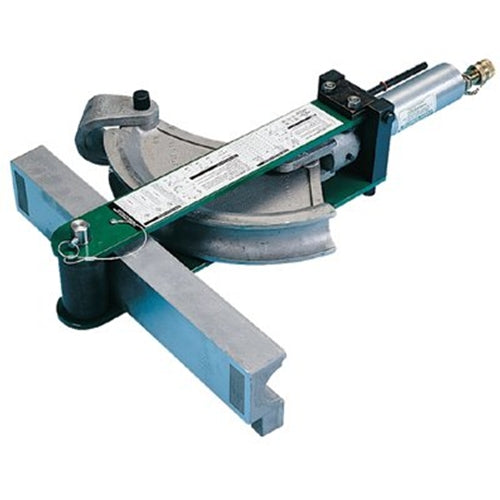 "Greenlee 882CBH755 Flip-Top Bender with 1-1/4""-2"" EMT, IMC and Rigid Conduit Shoes and 755 Hand Hydraulic Pump"