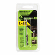 Greenlee LDTAP1/4-20 1/4-20NC Long Drill/Tap Bit