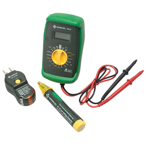 Greenlee TK-30IR ELECTRICAL KIT,LOW VOLTAGE-POP (