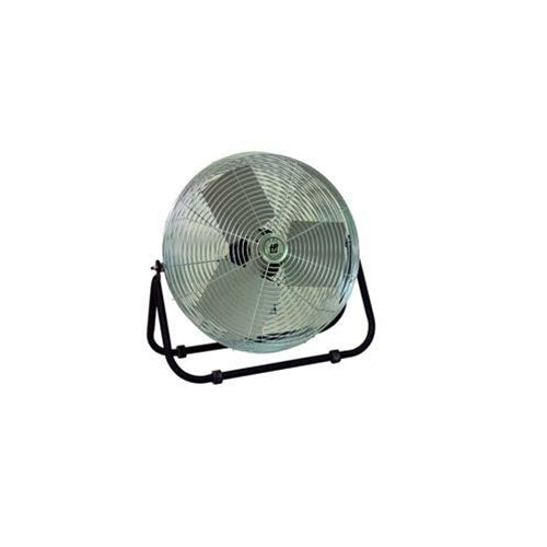 "Heating and Cooling F18-TE 18"" floor fan"