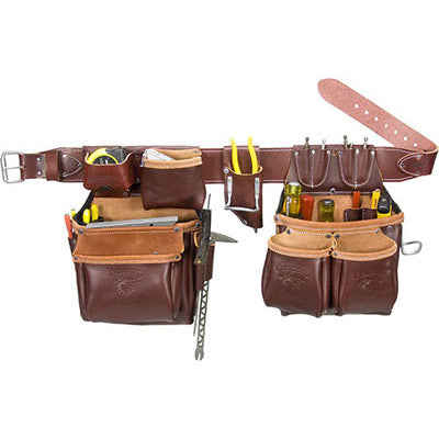 Occidental Leather 5530M Medium Stronghold Big Oxy Set Tool Belt