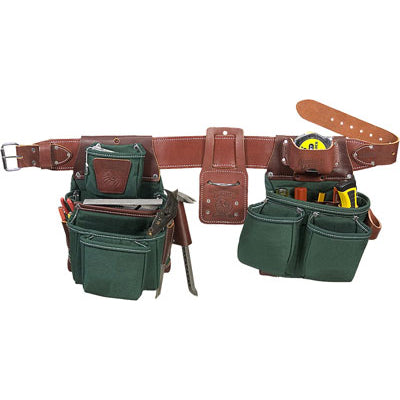 Occidental Leather 8089XL OxyLights 7 Bag Framer Tool Belt Set