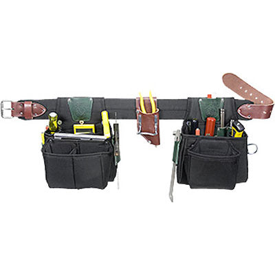 Occidental Leather 9525LG The Finisher Tool Belt Set