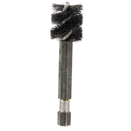 "RIDGID 93717 Cutting Machine 1/2"" Fitting Brush for Copper, 3 Pack"