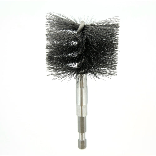 "RIDGID 93742 Cutting Machine 2"" Fitting Brush, 3 Pack"