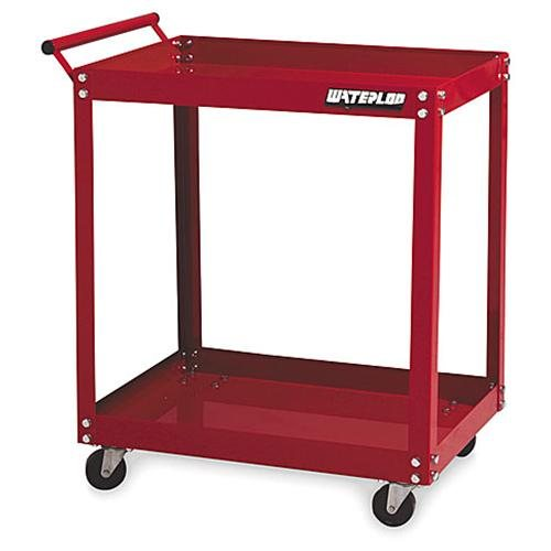 "Waterloo UC100 27"" x 18"" x 32"" Utility Cart"