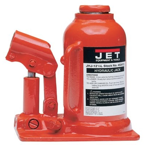 Jet 453335K JHJ-35, 35-Ton Hydraulic Bottle Jack