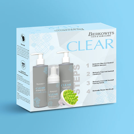 Clear Range for Oily Scalp
