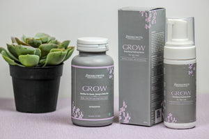 Grow Range to treat Hair Loss
