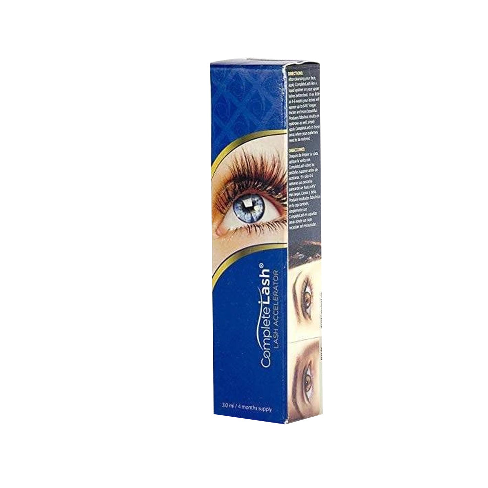 Complete Lash, Lash Accelerator, Eyelash growing serum, 3ml