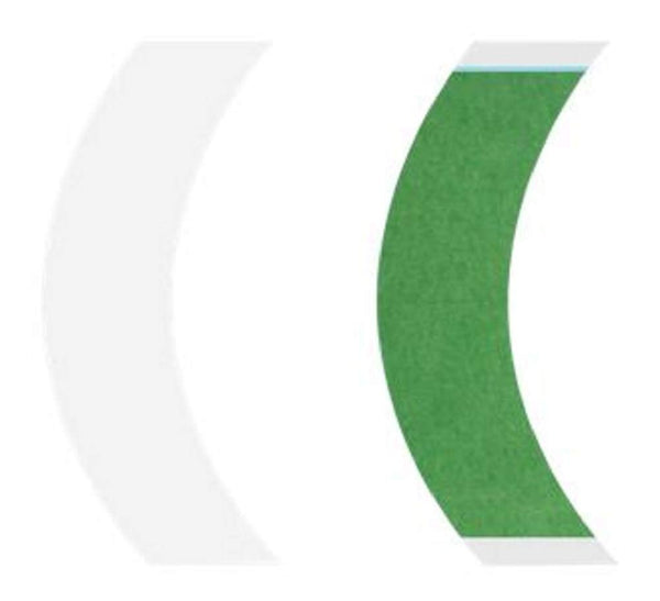 Walker Easy Green Tape Strips- CC Contour (Pack of 36)