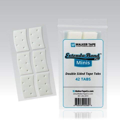 Walker Extenda Bond Tape Tabs- Minis (Pack of 36)