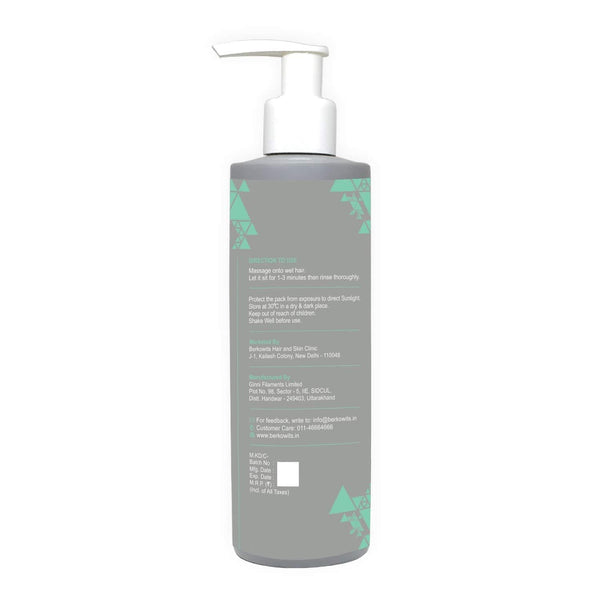 Berkowits Nourish Conditioning Shampoo For Dry And Damaged Hair
