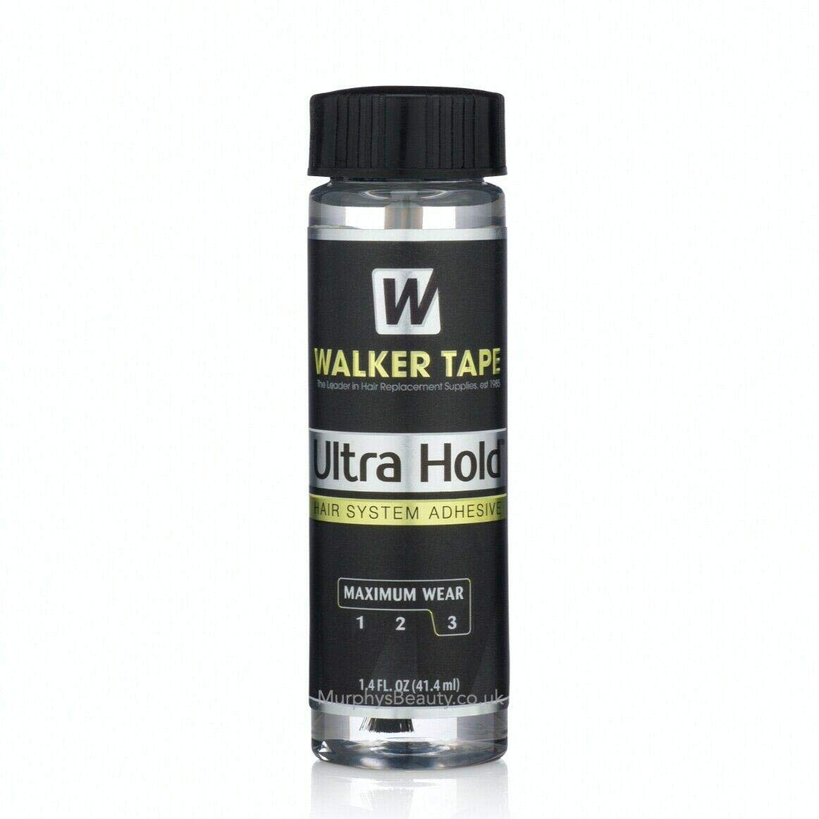 Walker Ultra Hold Hair System Acrylic Adhesive -1.4oz