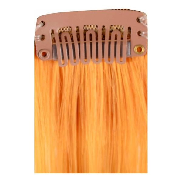 Hairwits Colour Highlighter Hair Extensions- Copper Blonde