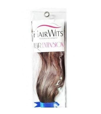 Hairwits Bio Hair Extensions- Copper Blonde-Straight