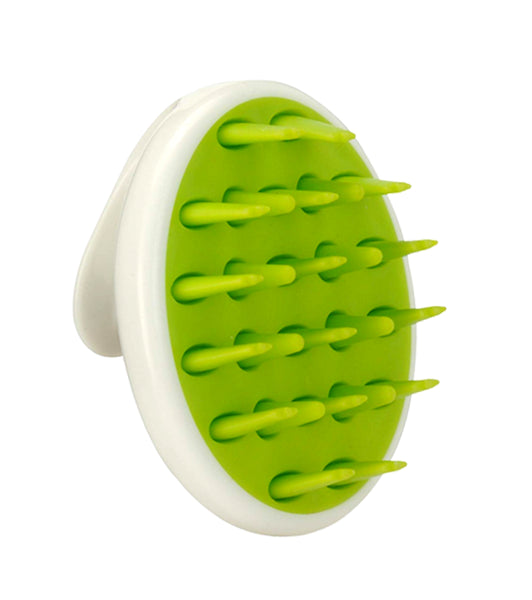 Berkowits Shower Shampoo Hair Brush, Head Massage Brush For Dandruff and Hair Loss