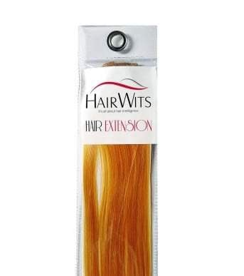 Hairwits Colour Highlighter Hair Extensions- Copper Blonde, 1 Unit