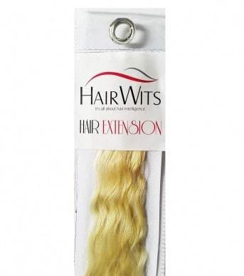 Hairwits Colour Highlighter Hair Extensions- Light Blonde, 1 Unit