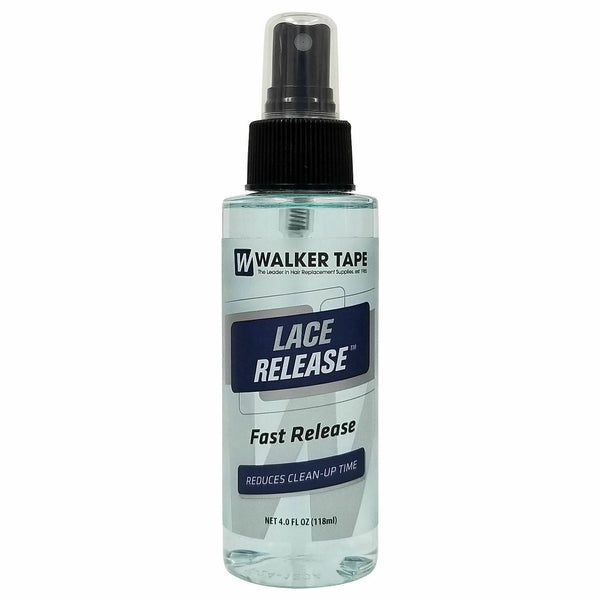 Walker Lace Release Adhesive Remover/ Solvent- 4oz