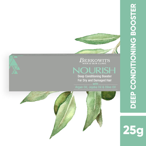 Nourish Deep Conditioning Booster for Dry and Damaged Hair