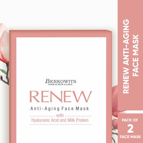 Berkowits Renew Anti Aging Face Mask