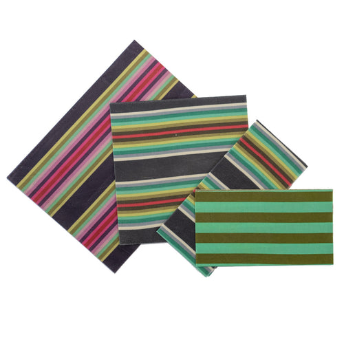 Retro Stripe - 4 Pack (S,M,L,XL)